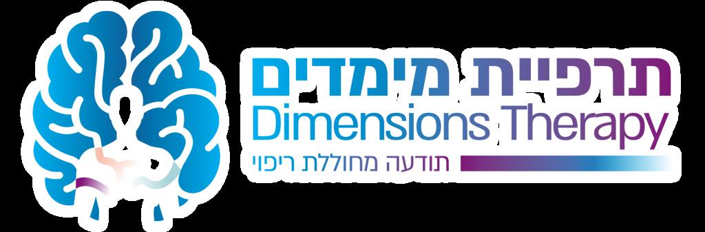 logo לבן